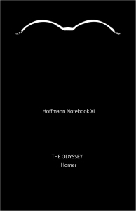 Odyssey Notebook Cover