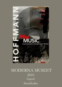 ENew War Music Poster